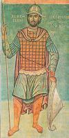 Ο Κωνσταντίνος Παλαιολόγος ζωγραφισμένος από τον Φώτη Κόντογλου