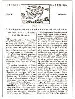 """Στην Καλαμάτα τον Αύγουστο του 1821, κυκλοφόρησαν τρία φύλλα της εφημερίδας """"Σάλπιγξ Ελληνική"""", της πρώτης εφημερίδας που τυπώθηκε και κυκλοφόρησε στην ελεύθερη Ελλάδα. Ο Δημ. Υψηλάντης είχε ορίσει ως """"επιστάτη και εκδότη"""" της τον Θεόκλητο Φαρμακίδη."""