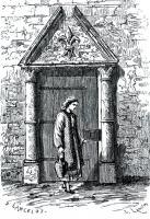 Πόρτα κατοικίας στην Καλαμάτα (1868)
